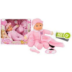 Just toys Κούκλα My First Bambolina Με Αξεσουάρ FB372 4895167903723