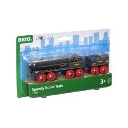 Brio World Speedy Bullet Train 33697 7312350336979