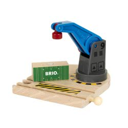 Brio World Low Level Crane 33866 7312350338669