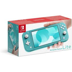 Nintendo Switch Console Lite Turquoise 5949106280037 5949106280037