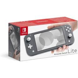 Nintendo Switch Console Lite Grey 5949106280013 5949106280013