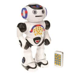 Real Fun Toys Lexibook Powerman My First Educational Robot ROB50GR 3380743073736