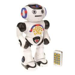 Real Fun Toys Lexibook Powerman Το Πρώτο Μου Εκπαιδευτικό Ρομπότ ROB50GR 3380743073736
