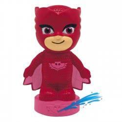 bildo PJ Masks Fun Water Squirter Owlette Figure 11 Cm 9753 5201429097533