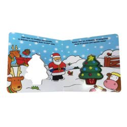 susaeta Πρώτα Χριστούγεννα: Ένα Σπιτάκι Για Το Ελαφάκι 1757 9789606173172