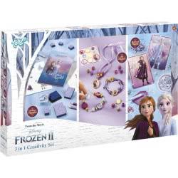 Totum Disney Frozen II 3 In 1 Creativity Set TM681217 8714274681217