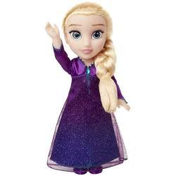 JAKKS PACIFIC Disney Frozen II Κούκλα Έλσα Αστραφτοχιονούλα FRN89000 8056379084044