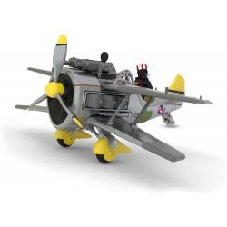 GIOCHI PREZIOSI Fortnite Battle Royale Collection: X-4 Stormwing Plane And Ice King Φιγούρα FRT39000 8056379083481