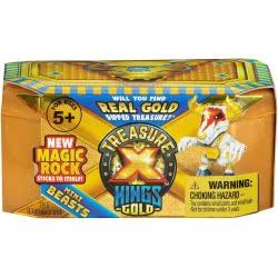 GIOCHI PREZIOSI Treasure-X Σειρά 3 Kings Gold Μίνι Πλάσμα TRR21000 8056379082330