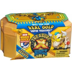 GIOCHI PREZIOSI Treasure-X Σειρά 3 Kings Gold Μυθικό Πλάσμα TRR24000 8056379082354
