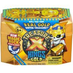 GIOCHI PREZIOSI Treasure-X Σειρά 3 Kings Gold Κυνηγός TRR19000 8056379082026