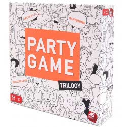 As company Board Game Party Game Trilogy 1040-20028 5203068200282