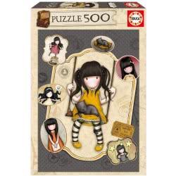 EDUCA Gorjuss Puzzle 500 Pieces Ruby 17653 8412668176539