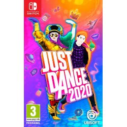 UBISOFT Nintendo Switch Just Dance 2020 3307216125556 3307216125556