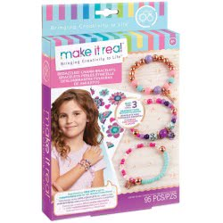 Make It Real Bedazzled Charm Bracelets Blooming Creativity 049276 695929012021