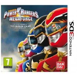 BANDAI NAMCO 3Ds Power Rangers Megaforse 010472 3391891971607