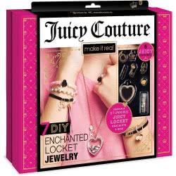 Make It Real Juicy Couture 7 DIY Enchanted Locket Jewellery 49304 695929044053