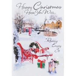 Altakarta Κάρτα Ευχών Καλές Γιορτές Simon Elvin - 2 Σχέδια 138.290-591 5050933079951