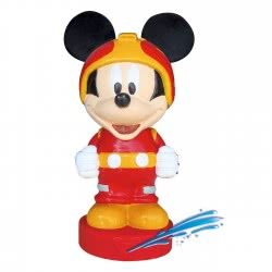 bildo Mickey And The Roadster Racers Fun Water Squirter Mickey Figure 11 Cm 8451 5201429084519