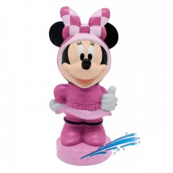 bildo Mickey And The Roadster Racers Fun Water Squirter  Minnie 11 Cm 8453 5201429084533