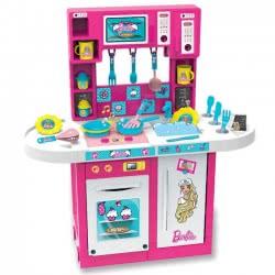 bildo Barbie Kitchen Deluxe Με Φώτα Και Ήχους 2187 5201429021873