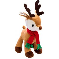 Christakopoulos Plush Deer 30 Cm 2092 5212007561223