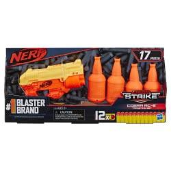 Hasbro Nerf Alpha Strike Cobra RC 6 TGT Set E7857 5010993625819