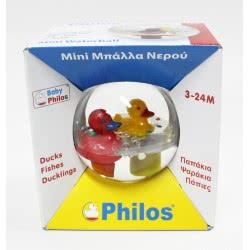 Philos Toys Mini Μπάλα Νερού 104 5202089001045
