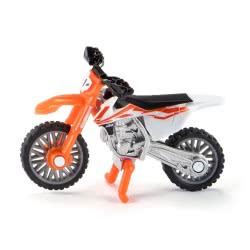 siku Μηχανή KTM SX-F 450 - Πορτοκαλί SI001391 4006874013913