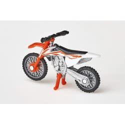 siku KTM SX-F 450, Orange SI001391 4006874013913