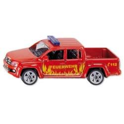 siku Fire Service Pick-Up SI001467 4006874014675