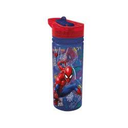 Smash Tritan Water Canteen Spiderman 580 Ml B37933 8412497379330