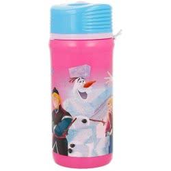 Stor Twister Kids Water Canteen 390 Ml Disney Frozen B17905 8412497179053