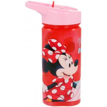 Stor Square Water Canteen 530 Ml - Minnie Mouse B18814 8412497188147