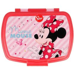 Stor Minnie Mouse Sandwitch Box B18874 8412497188741