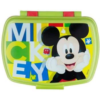 Stor Mickey Mouse Sandwitch Box B44274 8412497442744