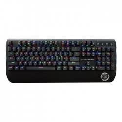 Zeroground Sakimo 2700G RGB - Mechanical Gaming Keyboard Black