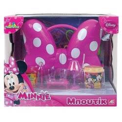 As company Mickey Mouse Clubhouse Dough Μεγάλο Minnie Σετ Πλαστελίνης-Μπουτίκ 1045-03521 5203068035211