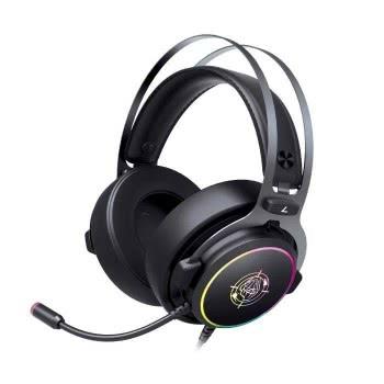 Zeroground Hatano V2.0 HD-2900G RGB - Gaming Headphone Ακουστικά USB Surround 7.1 HD-2900G 5201964099702