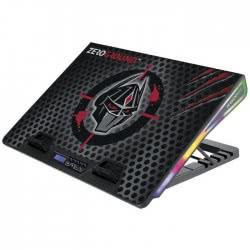 Zeroground Sakai V2.0 NTC-1200G RGB - Notebook Cooler For Laptop