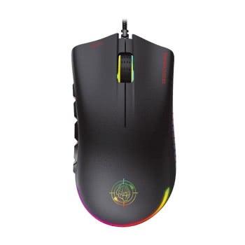 Zeroground Niiro Pro V3.0 MS-3700G RGB - Gaming Mouse Ενσύρματο Ποντίκι Μαύρο MS-3700G 5201964099788