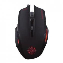 Zeroground Horio V2.0 3300G - Gaming Mouse Ενσύρματο Ποντίκι Μαύρο MS-3300G 5201964099719