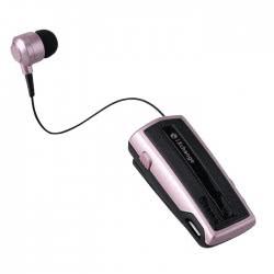 iXchange Stereo Retractable UA-28FZV Bluetooth Headset With Vibrator Rose Gold UA28FZV 6970312530998