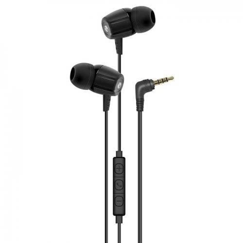iXchange Stereo Earphone SE11 Black se11 6970312530486