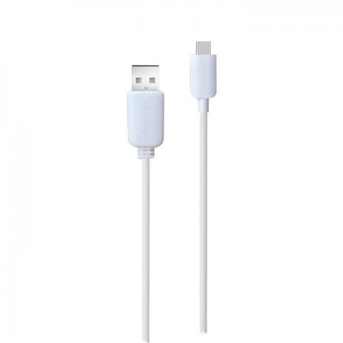iXchange Charging Cable ΤU03 TYPE-C 5A 1M White TU03 6970312531094