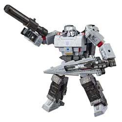 Hasbro Transformers Generations War For Cybertron: Siege Voyager WFC-S12 Megatron E3418 / E3543 5010993551354