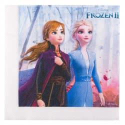 PROCOS Disney Frozen II Χαρτοπετσέτες Δίφυλλες 33X33 Εκ. - 16 Τμχ 091826 5201184918265