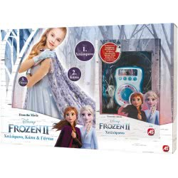 As company Disney Frozen II Sing Along Cape And Gloves 7518-15592 5203068155926