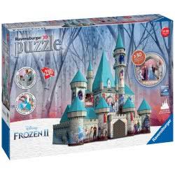 Ravensburger Disney Frozen II 3D Puzzle Maxi 216 Τεμ. Το Κάστρο Της Έλσας 11156 4005556111565