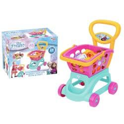 dede Disney Frozen II Market Trolley With Basket 03599WD 8693830035995